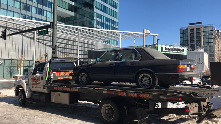 Towing Services in Denver CO h2