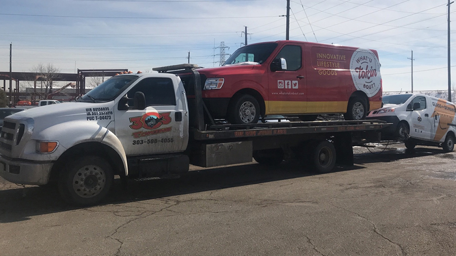 Towing Services in Denver CO h3